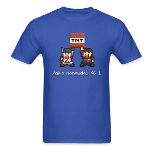 Mens Tee: Honeydew TNT - Men's T-Shirt
