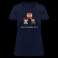 T-Shirts ~ Women's T-Shirt ~ Ladies Tee: Honeydew TNT