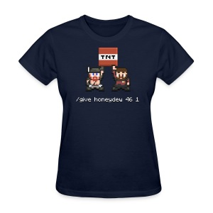 Ladies Tee: Honeydew TNT - Women's T-Shirt
