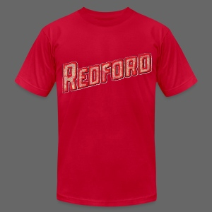 Redford Michigan - Men's T-Shirt by American Apparel