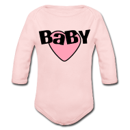 Baby & Toddler Shirts ~ Baby Long Sleeve One Piece ~ Article 8415453