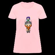 Women's T-Shirts ~ Women's T-Shirt ~ Ladies Tee: Honeydew & Fairy