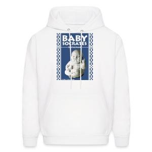 Mens Baby Soc Hoody - Men's Hoodie
