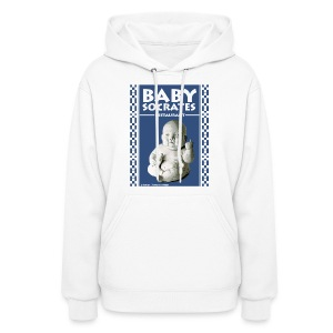 Womans Baby Soc Hoody - Women's Hoodie