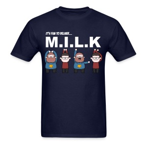 Mens Tee: M.I.L.K. - Men's T-Shirt