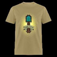T-Shirts ~ Men's T-Shirt ~ Mens Tee: Diggy Hole Spade