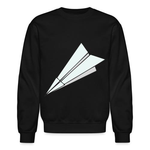 Paper Plane - Crewneck Sweatshirt