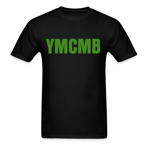 YMCMB SWAG GREEN SHIMMER MEN'S TEE - Men's T-Shirt