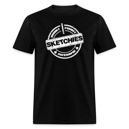 Sketchies T-Shirt - Men's T-Shirt