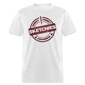Sketchies Mens T-Shirt - Men's T-Shirt