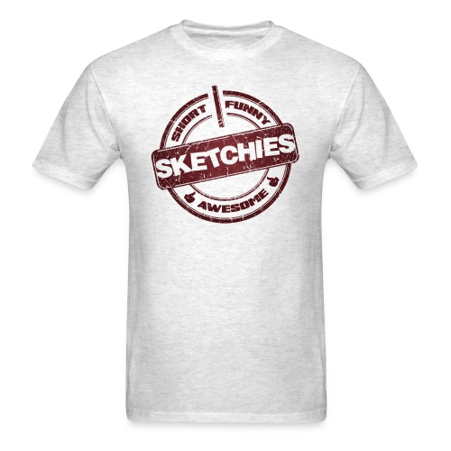 Sketchies Mens T-Shirt - Men's T-Shirt