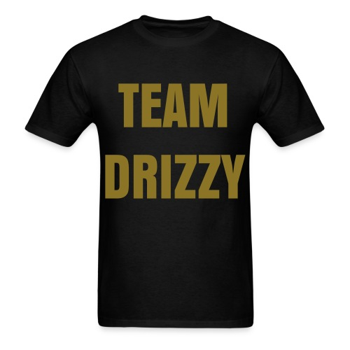 SWAG TEAM DRIZZY MEN'S TEE - Men's T-Shirt