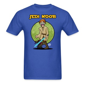 Jedi Noob Mens T-Shirt - Men's T-Shirt