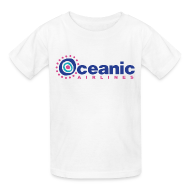 Kids' Shirts ~ Kids' T-Shirt ~ Oceanic Airlines (LOST)