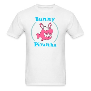 Bunny Piranha - Men's T-Shirt
