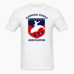Narwhal Rodeo Association T-Shirts