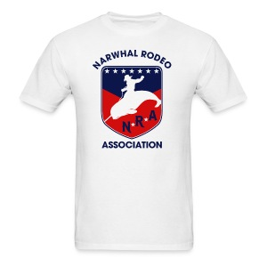 Narwhal Rodeo Association - Men's T-Shirt