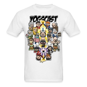 Mens Tee: SoI Pixel Art - Men's T-Shirt