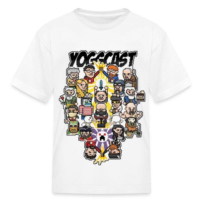88ce675d Kids Tee: SoI Pixel Art | Kids' T-Shirt