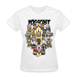 Ladies Tee: SoI Pixel Art - Women's T-Shirt