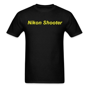 Men's Nikon Shooter - Men's T-Shirt