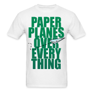 T-Shirts ~ Men's T-Shirt ~ Planes Over Everything