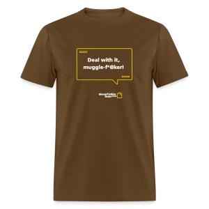 MENS: Muggle-fu*@er - Men's T-Shirt