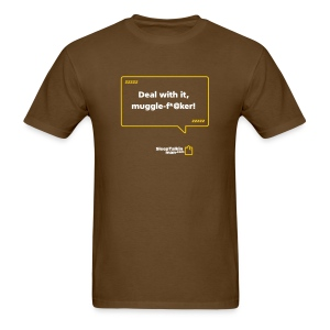 MENS: Muggle-fu*@er - Men's T-Shirt