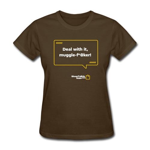 WOMENS: Muggle-fu*@er - Women's T-Shirt