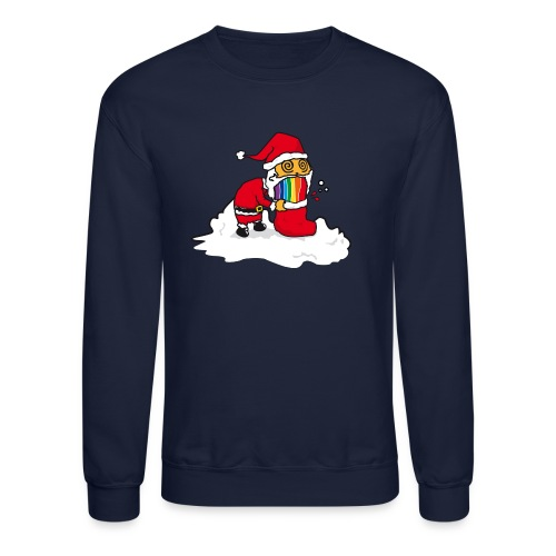 Christmas Cat - Crewneck Sweatshirt