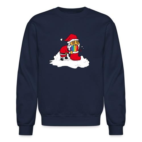 Christmas Cat - Crewneck Sweatshirt