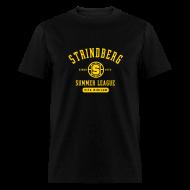 T-Shirts ~ Men's T-Shirt ~ August Strindberg Summer League Shirt