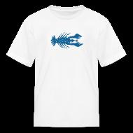 Kids' Shirts ~ Kids' T-Shirt ~ The Blue Lobster (mvyradio)