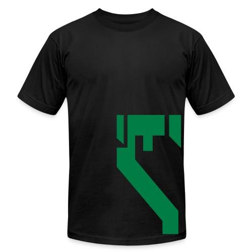 Up Set System - Men's Fine Jersey T-Shirt