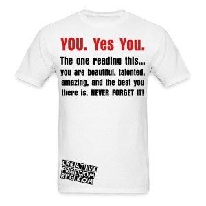 You Are Amazing T-Shirt - Men's T-Shirt