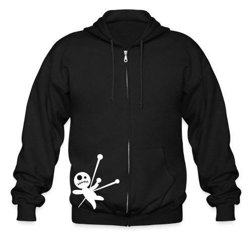 The Cyrus   - Men's Zip Hoodie