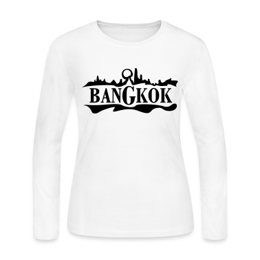 """Bangkok"" Women's Shirt"