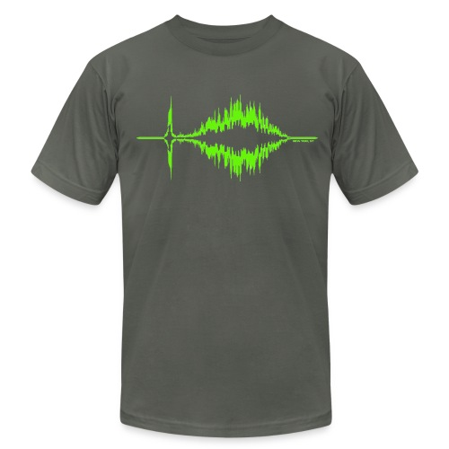 NYC Soundscape - Unisex - Men's Fine Jersey T-Shirt