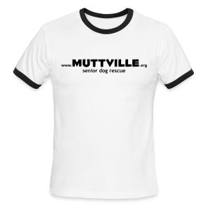 Men's Muttville ringer tee - Men's Ringer T-Shirt