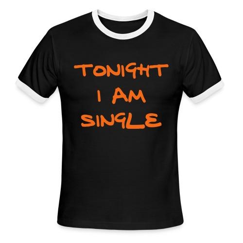 Single T-Shirt - Men's Ringer T-Shirt