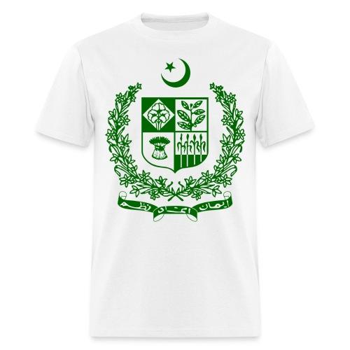 Pakistan Crescent T-shirt - Men's T-Shirt