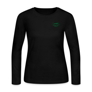 Ladies Long Sleeve Jersey T-Shirt - Women's Long Sleeve Jersey T-Shirt