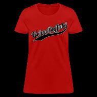 Women's T-Shirts ~ Women's T-Shirt ~ TechnoBuffalo Jersey T Gals