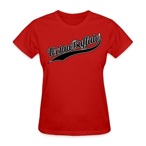 TechnoBuffalo Jersey T Gals - Women's T-Shirt