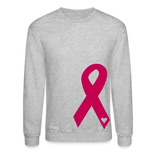 BREAST CANCER AWARENESS - Crewneck Sweatshirt