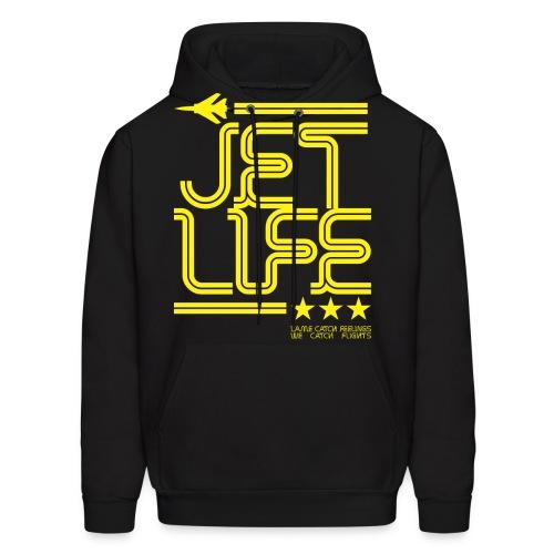 Jet Life Hoodie #2 - Men's Hoodie