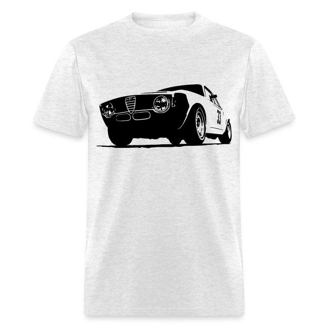 Apex Apparel Alfa Romeo GTA Racer Shirt Mens TShirt - Alfa romeo apparel