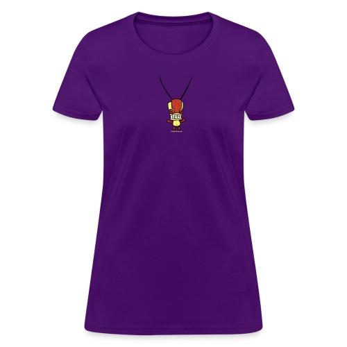 Ladies Optimistic Tiki - Women's T-Shirt