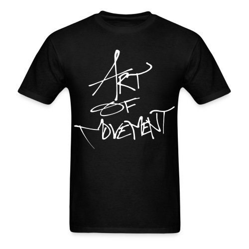 Jay Park - AOM White (Design by AN) - Men's T-Shirt