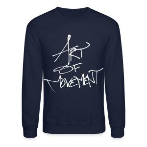 Jay Park - AOM White (Design by AN) - Crewneck Sweatshirt